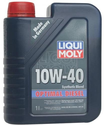 Liqui Moly OPTIMAL DIESEL .